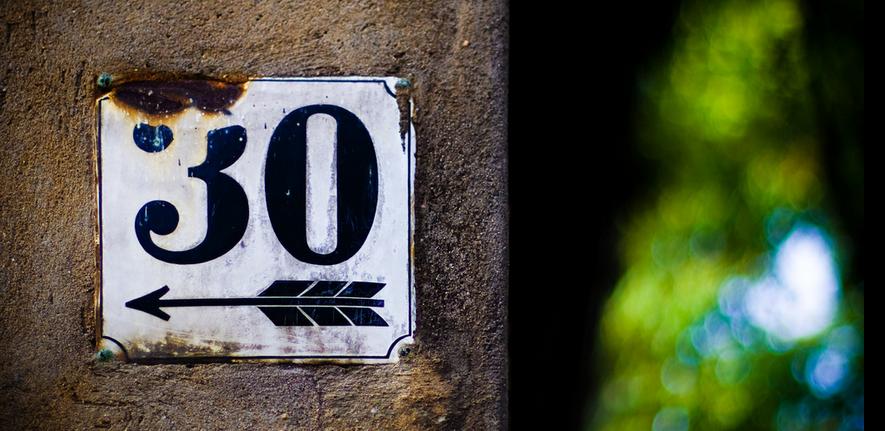millennials turning 30