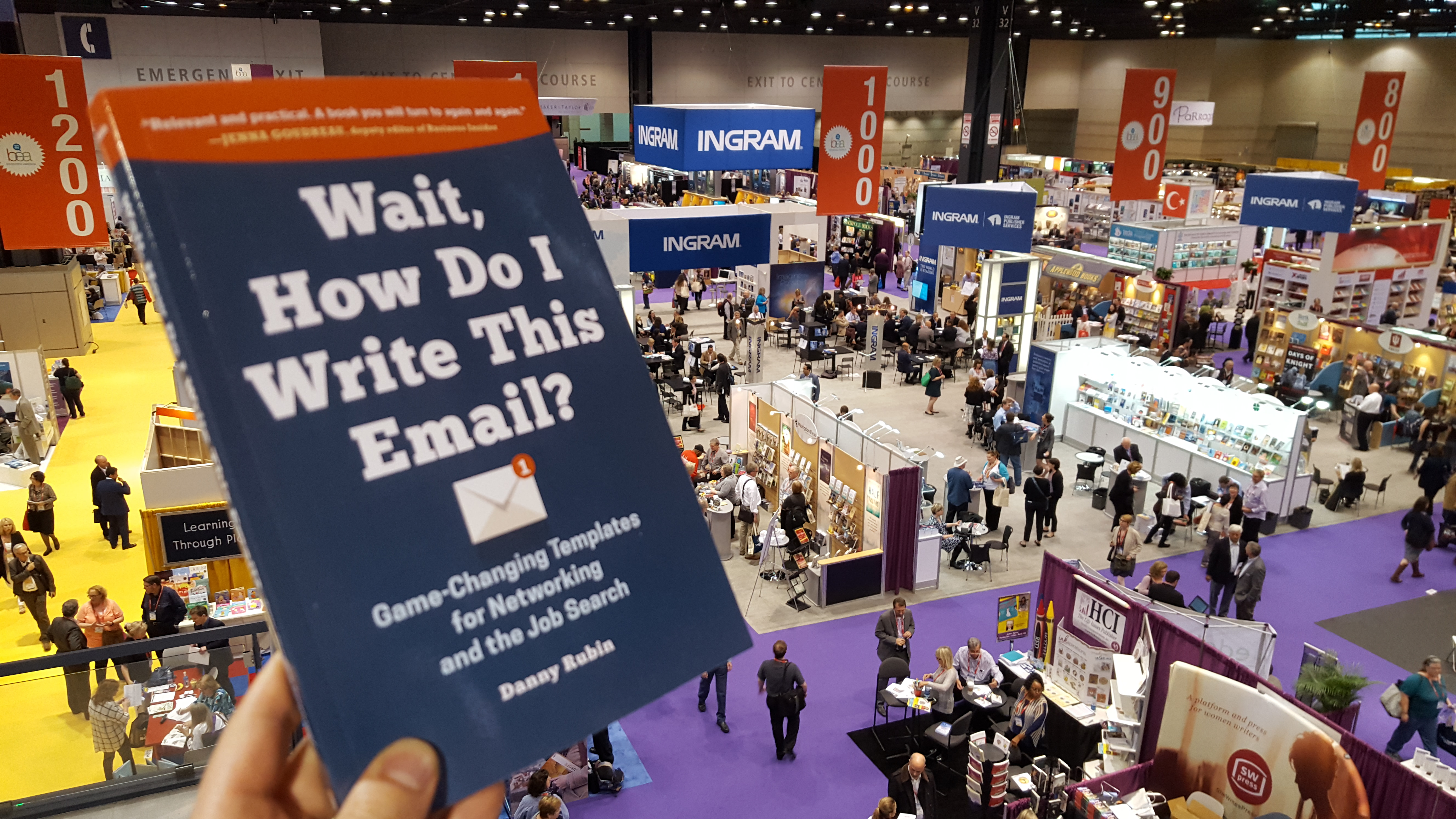 How to make the most of an industry conference or trade show