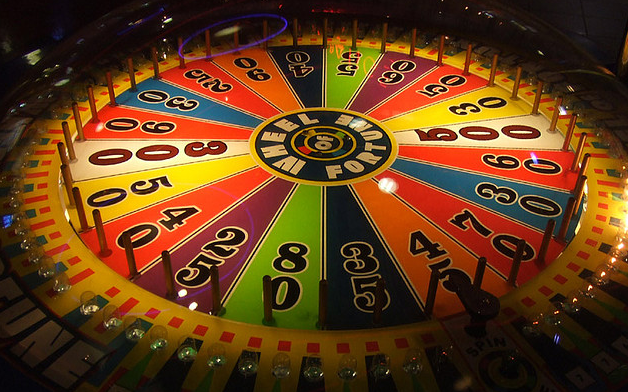 gerund, gerundive, wheel of fortune